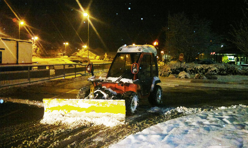 North Wales Gritters